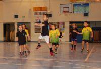 L'école de hand, un succès sportif, social et éducatif depuis de nombreuses années