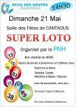 Lire la suite: Loto du PNH le dimanche 21 mai à Cantaous